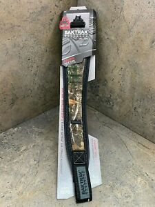 Allen BakTrak Rifle Sling with Swivels RealTree Edge Camo 8470 Grip Panel