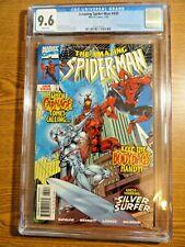 Amazing Spider-man #430 Key CGC 9.6 NM+ Carnage & Silver Surfer 1st Print Marvel