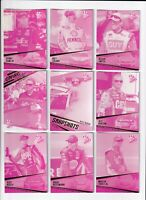 ^2014 Press Pass MAGENTA PROOF PARALLEL #94 Kyle Busch BV$6!! VERY SCARCE!