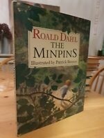 1991 First Edition The Minpins Roald Dahl  First Printing Rare Printing error