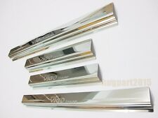 SILL STAINLESS SCUFF PLATE 4 DOORS SET FOR TOYOTA HILUX VIGO CHAMP 2012-2014 MK7