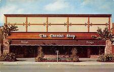 Fort Lauderdale FL~The Chemist Shop Drugstore~East Los Olas~Parking Meter~1950s