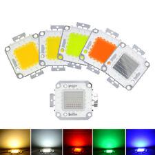 10W20W30W50W70W100WSuper Bright Puce Intégrée LED Chip SMD HautePuissanceAmpoule
