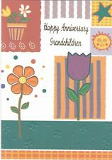 Anniversary Card with Envelope for Grandchildren
