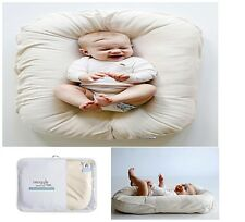 Snuggle Me Organic The Original Co-Sleeping Baby Bed Infant Lounger Portable New