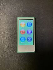 iPod nano 7th generation green 16Gb