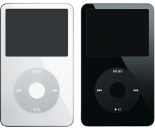 Apple iPod Classic 5th Gen 30GB - 5.0 or 5.5 - Black or White   Poor (C-Grade)