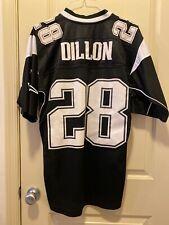 Vintage New England Patriots Corey Dillon Jersey- Black, Men's L