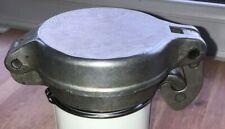 Vintage Aluminium Petrol Fully Opening Filler Cap, Bentley Alfa VSCC Car Special