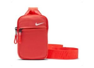 NIKE SPORTSWEAR SMALL ESSENTIALS HIP PACK SHOULDER BAG CV1064-673 CHILE RED