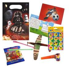 Pre Filled Star Wars Boys Party Bags Ready Made Goody Bags Loot Favours