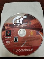 GRAN TURISMO 3 A-SPEC (SONY PLAYSTATION 2 PS2) - DISC ONLY