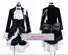 Black Butler Cosplay Ciel Phantomhive Cosplay Costume Fancy
