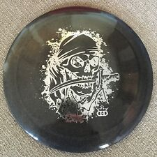 Dynamic Discs Le Lucid Metallic Plastic Pirate Raider Disc Golf Distance Driver!