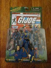 GI Joe Venom Vs Valor Baroness Cobra Commander Cobra Trooper w/ Comic 3 Pack