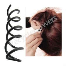 Accessoires de coiffure barrettes noir pour fille de 2 à 16 ans