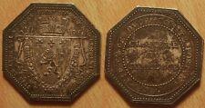Jeton argent, Chambre de Commerce de Lyon, 19° siècle !!