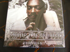 CD Box Set: Snoop Doggy Dogg : And Friends : 3 CDs Sealed