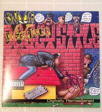 """SNOOP DOGG SIGNED 'DOGGYSTYLE"""" VINYL ALBUM Record Rare LP California Hip Hop"""