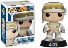Star Wars Luke Skywalker Hoth 34 Pop Vinyl Bobble Head Figure Funko Bobblehead