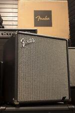 Fender 2370400000 Rumble 100 v3 Bass Guitar Combo Amplifier, Demo