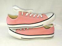 Converse Chuck Taylor All Star Women's Size 9 Low Top Quartz Pink 132300F
