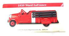 Fire Truck Replicas 1939 ward la France 1914 knox martin by readers digest 1999
