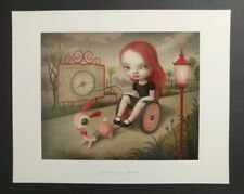 Mark Ryden Jessica's Hope Limited Edition Lithograph Spread Love No Hate