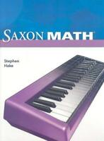 Saxon Math Intermediate 4  - by Hake