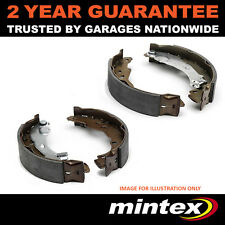 FOR VOLVO S60 I S80 II V70 MK XC (1997-2010) NEW REAR MINTEX HANDBRAKE SHOES SET