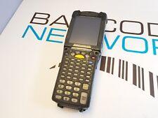 Motorola Symbol MC9090-Ku 0 hjjfa 6WR PDA, HHT, escáner de código de barras, lector