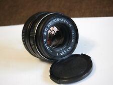 MC HELIOS-44M-5 58 mm f/2 Lens mount M42