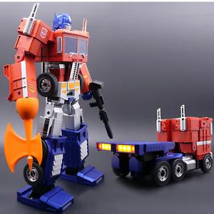 Hasbro Transformers Optimus Prime Auto-Converting Robot Collectors Edition READY