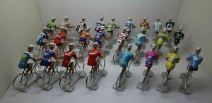 Giro D'Italia winners set 1995-2019  Cycling  figurines set miniature bmc trek