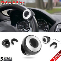 Universal Power Steering Wheel Aid Car Truck Handle Assister Knob Spinner Ball ~