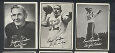 1961 CFL TOPPS FOOTBALL CARD FULL SET 132/132