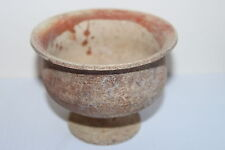 ANCIENT GREEK  HELLENISTIC POTTERY CHALICE CUP 3rd Century BC