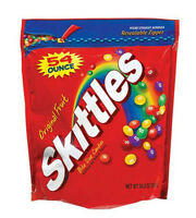 SKITTLES Original Fruit Rainbow candy bulk vending 54 oz Resealable M&M candies