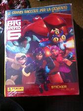 evado mancoliste figurine BIG HERO 6   € 0,25 cad. Panini 2014 Vedi lista