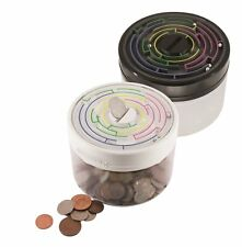 Mazesafe White Mazesafe Maze Safe Money Box Bank Beat The Maze To Get Money Out