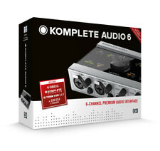 Native Instruments Komplete Audio 6 - 6-Kanal-Audio-Interface