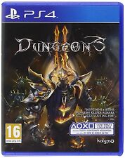 Dungeons II (2) PS4  nuovo!!!