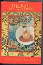 The Rain of Wisdom by Chögyam Trungpa and Nalanda Translation Committee Staff (1