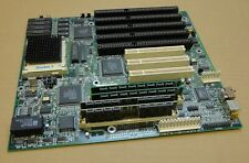 486IP2V (S82424ZX Chipset) Socket 3 Motherboard with CPU and 5x ISA 3x PCI Slots