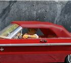 Redcat Impala Lowrider Convertible rag top up clear hopping Jevries kandy chrome