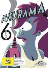 FUTURAMA SEASON 6 : NEW DVD