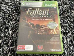 Fallout New Vegas Ultimate Edition (Microsoft Xbox 360 2012)