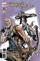 Old Man Hawkeye #8 MARVEL COMICS COVER A 2018