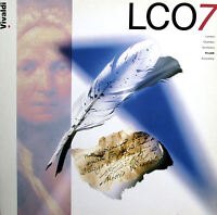 LCO7 London Chamber Orchestra Vivaldi Concertos 1990 NEAR MINT Virgin LP