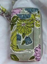 VERA BRADLEY ALL IN ONE WRISTLET WATERCOLOR RETIRED EXCELLENT CONDITION